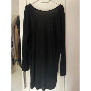 NA-KD Robe pull noir