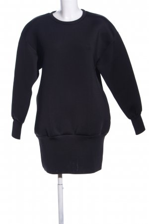 NA-KD Sweater Dress black casual look