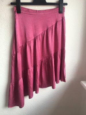 NA-KD Asymmetry Skirt pink