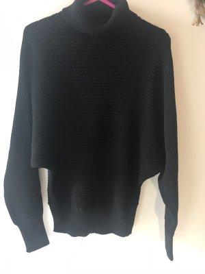 Nakd Jersey de cuello alto negro