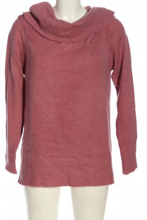 NA-KD Strickpullover pink Casual-Look