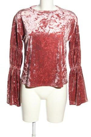 NA-KD Schlupf-Bluse pink Elegant