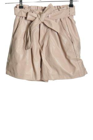NA-KD Shorts creme Casual-Look