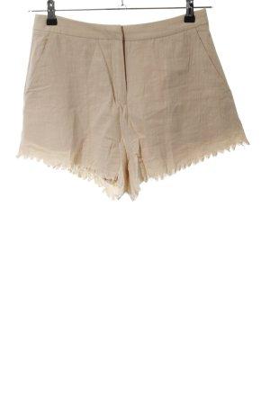 NA-KD Shorts beige-hellrosa