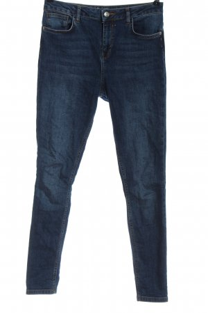 NA-KD Slim Jeans blau Casual-Look