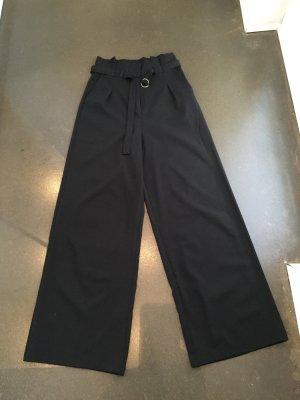 NA-KD Pantalón tipo suéter negro