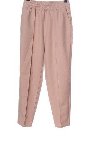 NA-KD Stoffhose pink Casual-Look