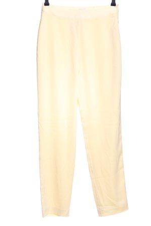NA-KD Pantalón tipo suéter crema look casual