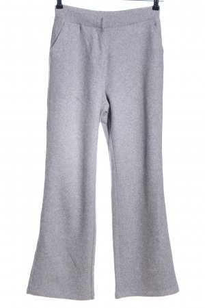 NA-KD Pantalón elástico gris claro moteado look casual