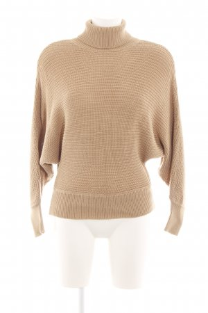NA-KD Strickpullover nude Casual-Look