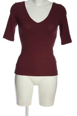 NA-KD Strickshirt rot Casual-Look
