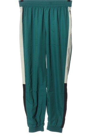 NA-KD Sweat Pants light grey-white simple style