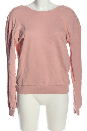 NA-KD Sweatshirt creme Casual-Look