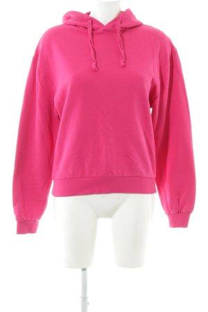 NA-KD Sweatshirt pink Casual-Look
