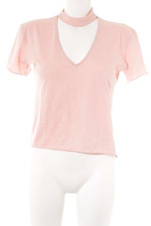 NA-KD T-Shirt apricot Casual-Look