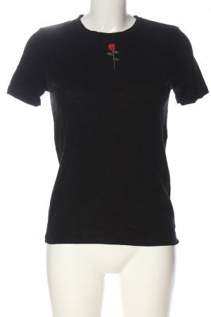 NA-KD T-Shirt mehrfarbig Casual-Look
