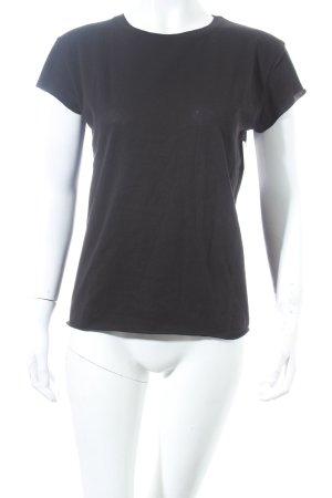 """NA-KD T-Shirt """"Gang Printed Tee"""" schwarz"""