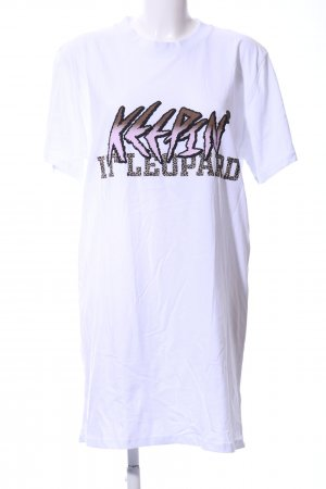NA-KD T-Shirt Leomuster Casual-Look