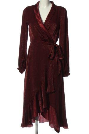 NA-KD Wickelkleid rot Elegant