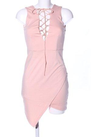 NAANAA London Minikleid pink Casual-Look