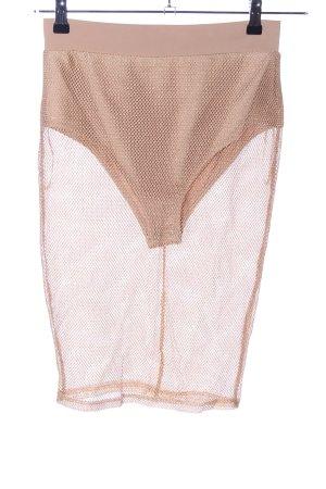 NAANAA London Lace Skirt nude extravagant style