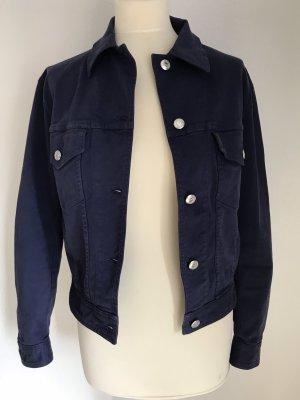 Katharine Hamnett Denim Jacket dark blue-blue