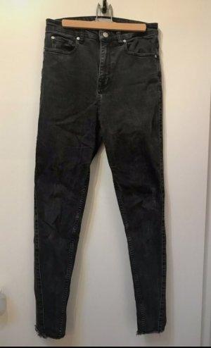 Nachhaltige Jeans von ARMEDANGELS Biobaumwolle High Waist
