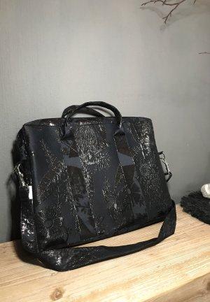 Affentor Laptop bag black-anthracite
