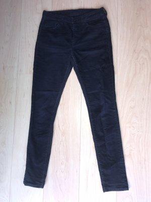 Pepe Jeans Pantalone cinque tasche blu scuro