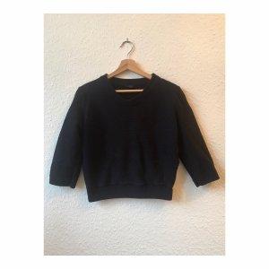 COS Crewneck Sweater dark blue