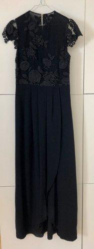 Kaviar Gauche Evening Dress black-dark blue mixture fibre