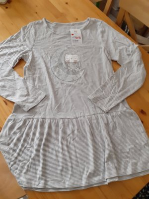 Gina Benotti Pyjama blanc-gris clair
