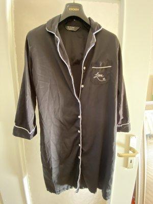 Atmosphere Pijama negro-blanco