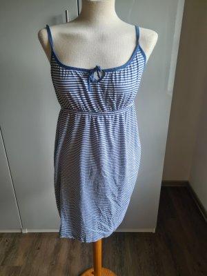 Nachthemd blau/weiß neuwertig letzte Preissenkung
