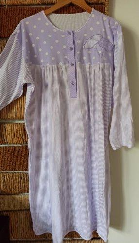 Pyjama white-lilac