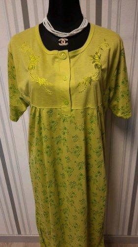 Nachthemd Größe 40/42 Neu in grün