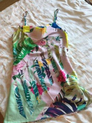 Nachthemd mit tropischem Muster von Asos gr 34
