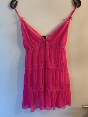 Nachthemd / Nachtkleid pink H&M