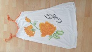chase Pyjama blanc-orange clair