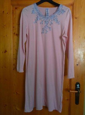 Simone Pijama gris claro-rosa