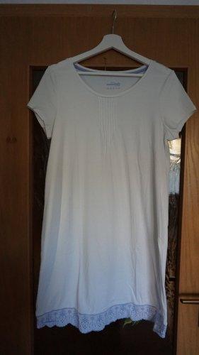 Tchibo / TCM Pyjama blanc-bleuet