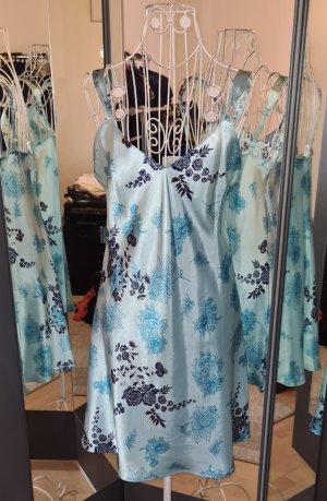 C&A Vestido para casa azul claro-azul oscuro