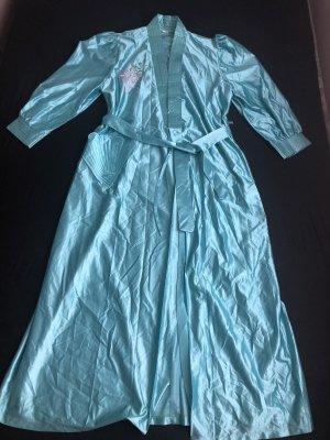 Manteau polaire turquoise