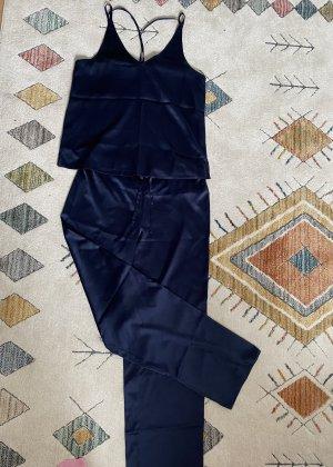 Lingerie Vestido para casa azul oscuro-azul