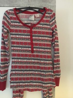 H&M Pyjama multicolored cotton