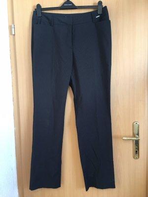 Charles Vögele Jersey Pants black-white