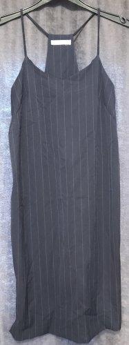 Mango casual Robe crayon noir-gris
