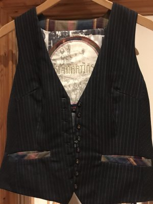 St-martins Waistcoat black