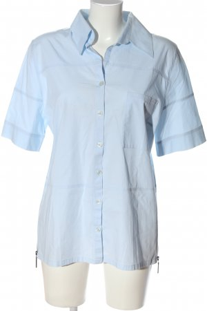 Nadine H. Shirt Blouse blue casual look