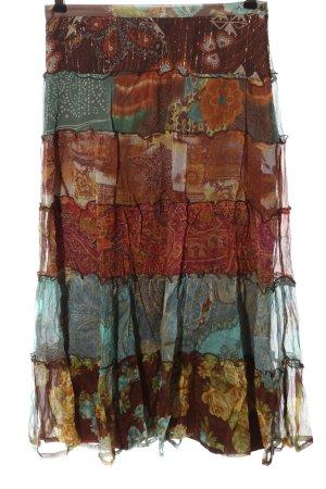 Nadine H. Midi Skirt allover print casual look